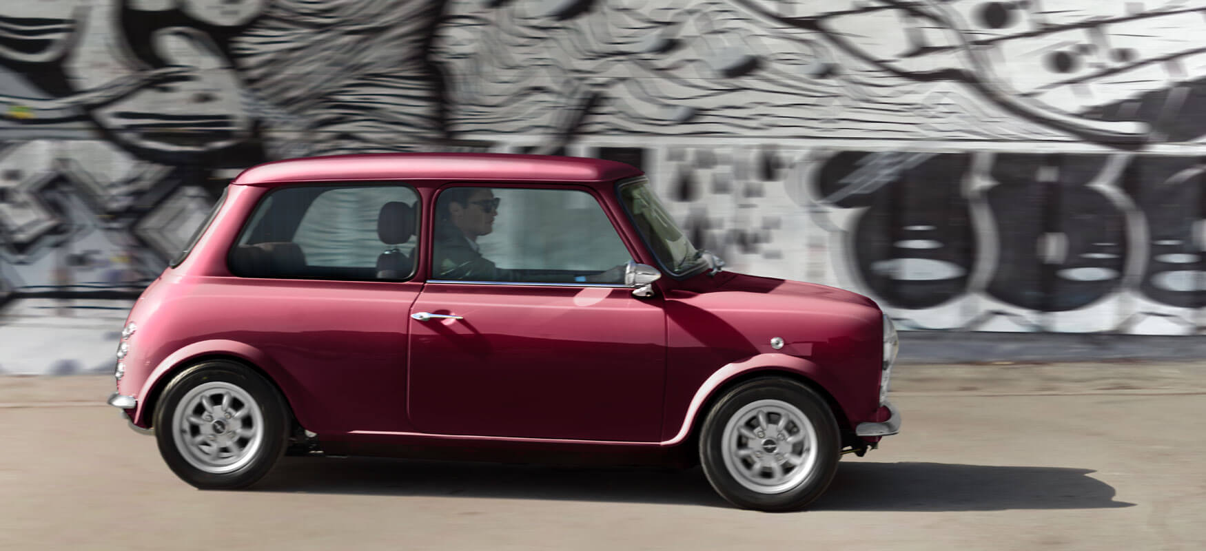 Mini Remastered in rot